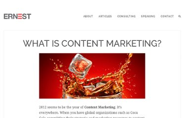 http://www.ernestbarbaric.com/what-is-content-marketing/
