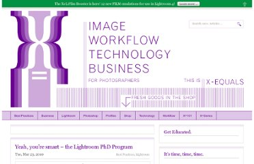 http://x-equals.com/blog/yeah-youre-smart-the-lightroom-phd-program/