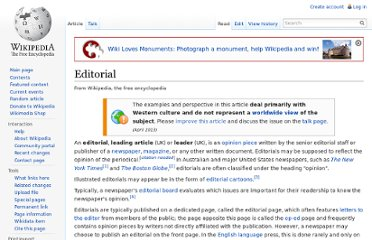 http://en.wikipedia.org/wiki/Editorial