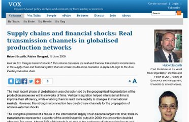 http://www.voxeu.org/article/supply-chains-and-financial-shocks
