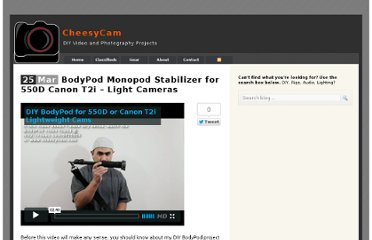 http://cheesycam.com/bodypod-monopod-stabilizer-for-550d-canon-t2i-light-cameras/