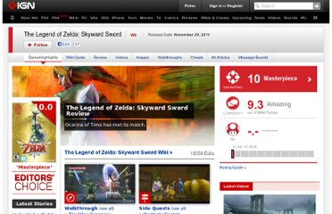 http://www.ign.com/games/the-legend-of-zelda-skyward-sword/wii-872155