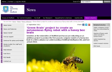 http://www.shef.ac.uk/news/nr/green-brain-honey-bee-model-sheffield-university-1.212235