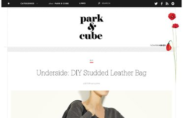 http://www.parkandcube.com/diy-studded-leather-bag/