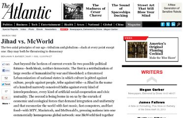 http://www.theatlantic.com/magazine/archive/1992/03/jihad-vs-mcworld/303882/
