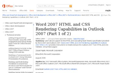 http://msdn.microsoft.com/en-us/library/office/aa338201(v=office.12).aspx