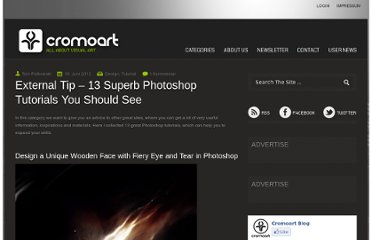 http://www.cromoart.de/wordpress/2012/06/external-tip-13-superb-photoshop-tutorials-tutorials-you-should-see/