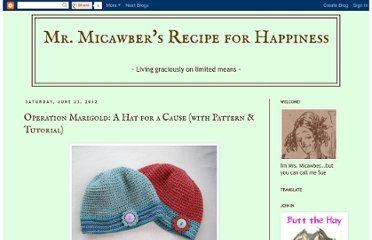 http://mrsmicawber.blogspot.com/2012/06/operation-marigold-hat-for-cause-with.html
