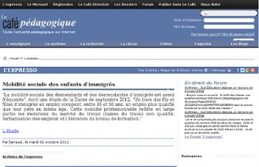 http://www.cafepedagogique.net/lexpresso/Pages/2012/10/02102012Article634847499309535244.aspx