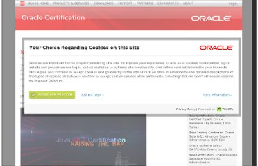 https://blogs.oracle.com/certification/entry/0620a