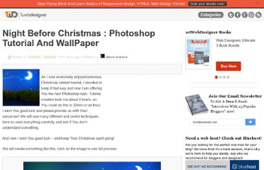 http://www.1stwebdesigner.com/tutorials/night-before-christmas-photoshop-tutorial-and-wallpaper/
