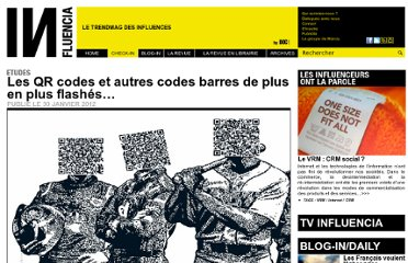 http://www.influencia.net/fr/rubrique/check-in/etudes,codes-autres-codes-barres-plus-plus-flashes,24,2305.html