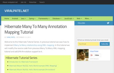 http://viralpatel.net/blogs/hibernate-many-to-many-annotation-mapping-tutorial/