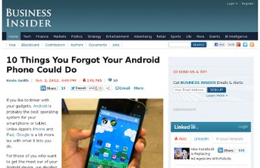 http://www.businessinsider.com/android-tips-and-tricks-2012-10?op=1
