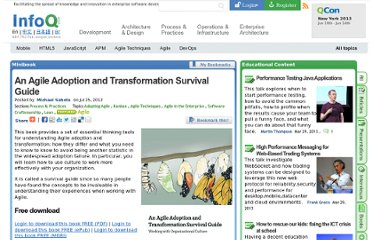 http://www.infoq.com/minibooks/agile-adoption-transformation