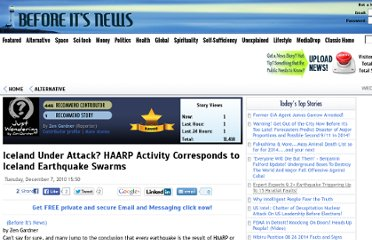 http://beforeitsnews.com/alternative/2010/12/iceland-under-attack-haarp-activity-corresponds-to-iceland-earthquake-swarms-297954.html