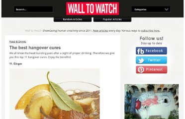 http://www.walltowatch.com/view/2703/The+best+hangover+cures