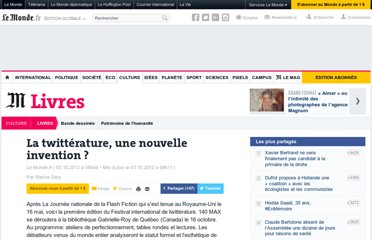 http://www.lemonde.fr/livres/article/2012/10/03/la-twitterature-une-nouvelle-invention_1768967_3260.html