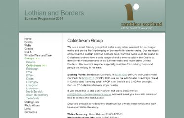 http://www.lothian-borders-ramblers.org.uk/groups/cold.html