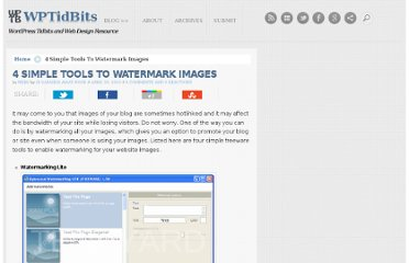 http://wptidbits.com/webs/4-simple-tools-to-watermark-images/