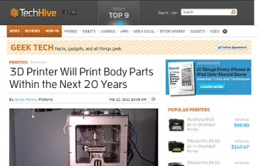 http://www.techhive.com/article/220264/3D_Printer_Will_Print_Body_Parts_Within_the_Next_20_Years.html