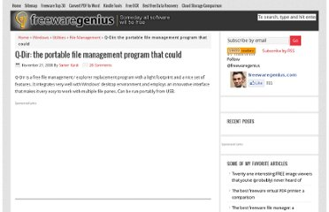 http://www.freewaregenius.com/q-dir-the-portable-file-management-program-that-could/