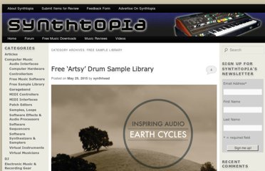 http://www.synthtopia.com/content/category/computer-music/free-sample-library-computer-music/