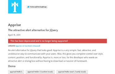 http://thrivingkings.com/read/Apprise-The-attractive-alert-alternative-for-jQuery