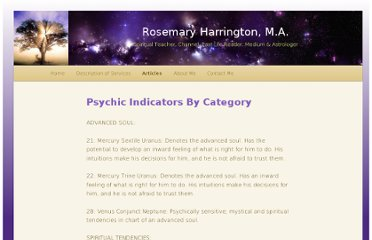 http://spiritualteacher.us/crystal-children-project/psychic-indicators-by-category/