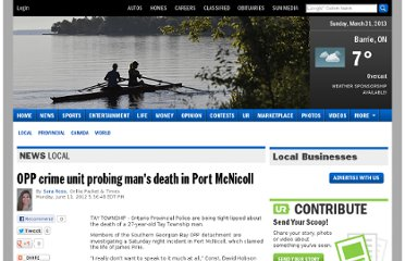 http://www.thebarrieexaminer.com/2012/06/10/opp-crime-unit-probing-mans-death-in-port-mcnicoll