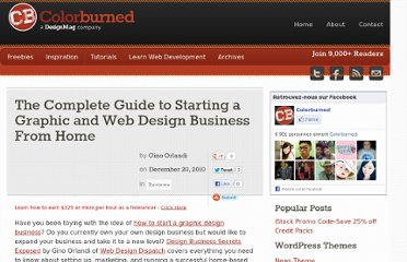 http://colorburned.com/start-graphic-web-design-business-home/