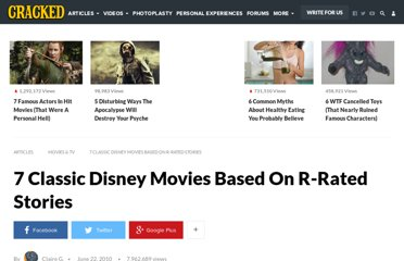 http://www.cracked.com/article_18589_7-classic-disney-movies-based-r-rated-stories.html