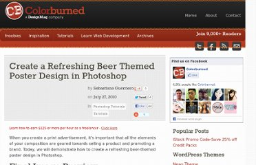 http://colorburned.com/create-a-refreshing-beer-themed-poster-design-in-photoshop/