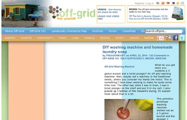 http://www.off-grid.net/2010/04/22/diy-washing-machine-and-homemade-laundry-soap/