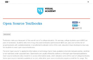 http://www.onlineschools.org/visual-academy/open-source/