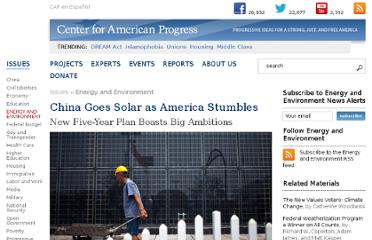 http://www.americanprogress.org/issues/green/report/2011/09/07/10242/china-goes-solar-as-america-stumbles/