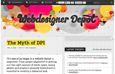http://www.webdesignerdepot.com/2010/02/the-myth-of-dpi/