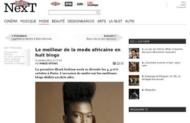 http://next.liberation.fr/mode/2012/10/03/le-meilleur-de-la-mode-africaine-en-huit-blogs_850399