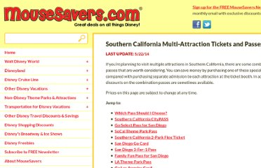 http://www.mousesavers.com/southern-california-multi-attraction-tickets-and-passes/#citypass