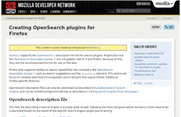 https://developer.mozilla.org/en-US/docs/Creating_OpenSearch_plugins_for_Firefox