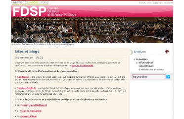 http://fdsp.univ-lyon2.fr/870-Sites-et-blogs.html