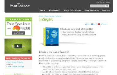 http://www.positscience.com/brain-training-products/insight