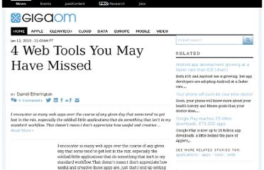 http://gigaom.com/2010/01/12/4-web-tools-you-may-have-missed/