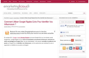 http://www.emarketinglicious.fr/social-media/comment-utiliser-google-ripples-echo-pour-identifier-vos-influenceurs