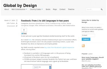 http://www.globalbydesign.com/2009/03/17/facebook-from-1-to-100-languages-in-two-years/