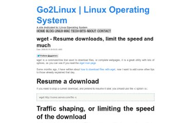 http://go2linux.garron.me/limit_rate_resume_downloads_wget