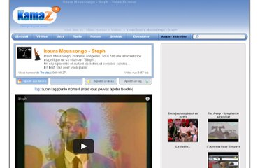 http://video.kamaz.fr/itoura-moussongo-steph-v10290.html