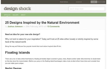 http://designshack.net/articles/inspiration/25-designs-inspired-by-the-natural-environment/