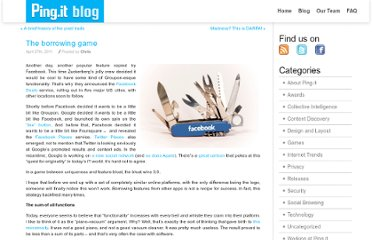 http://ping.it/blog/the-borrowing-game/