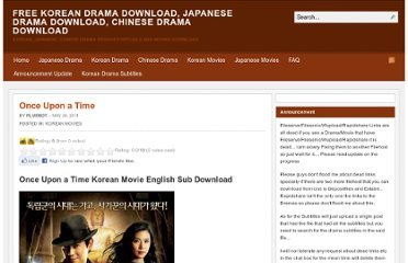 http://www.dramadownload.net/korean-movies/once-upon-a-time.html